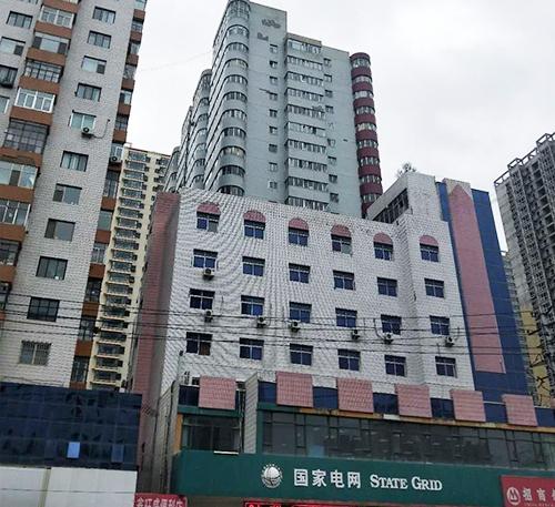 七里河電力局住宅小區防水翻新