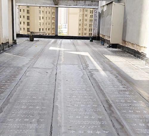屋頂補漏防水
