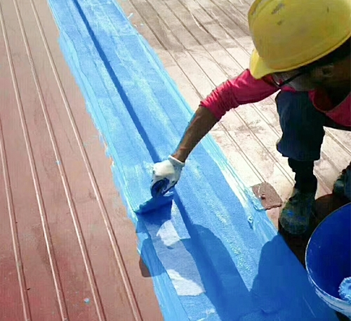 彩鋼屋面防水處理