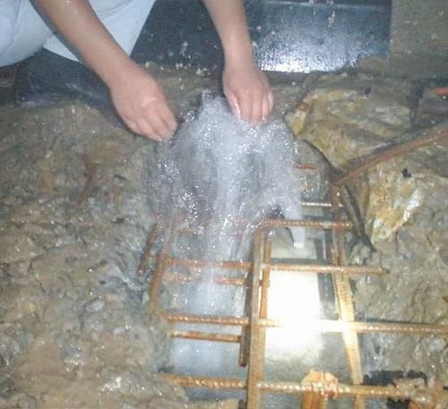 蘭州高壓注漿防水堵漏