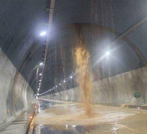 地鐵隧道防水堵漏