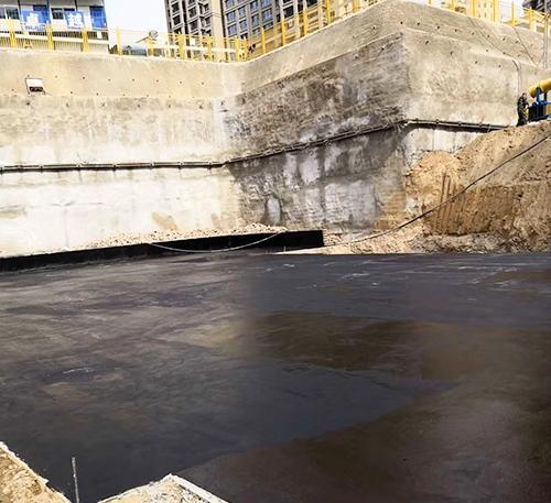 蘭州建筑地下防水