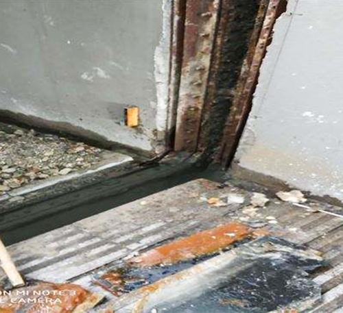 蘭州防水堵漏注漿