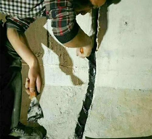 裂縫伸縮縫防水處理