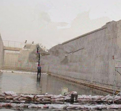 蘭州防水堵漏