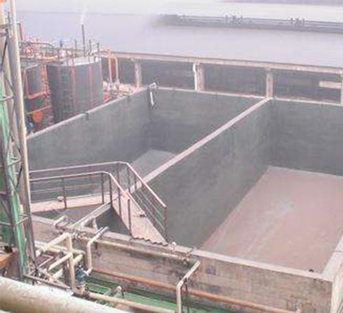 甘肅水池防水