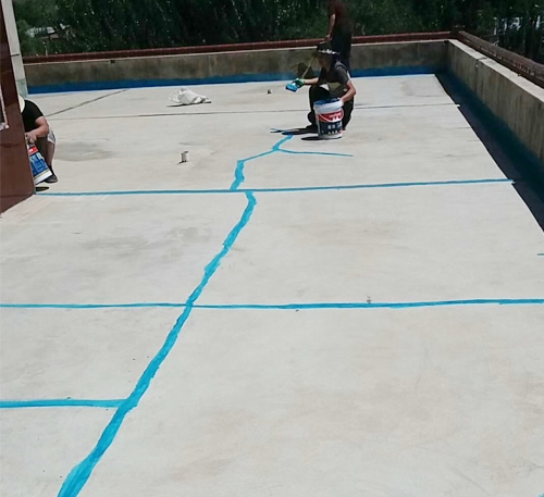 樓頂防水補漏工程